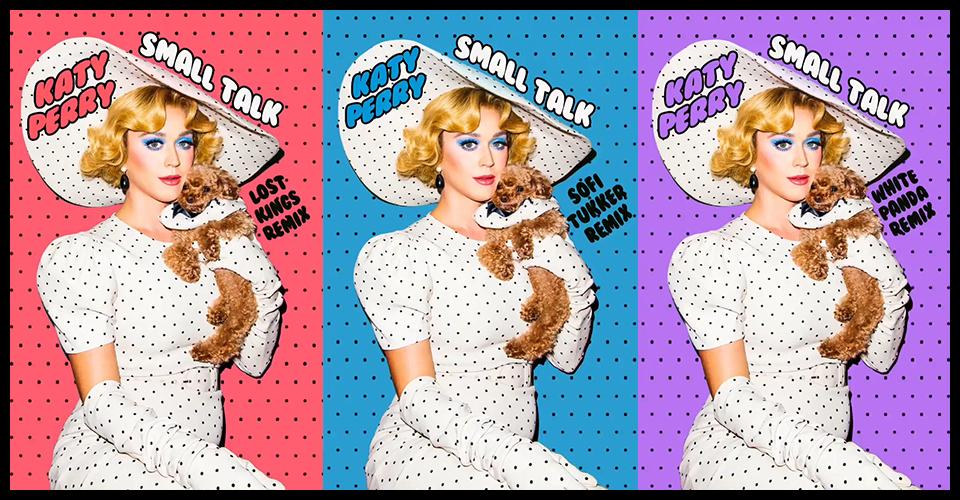 Small Talk Remix 混音